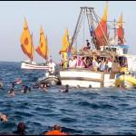 Meereshochzeit in Cervia